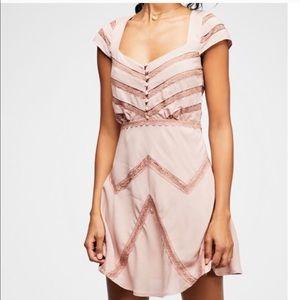 Free People Elle Mini Dress 💘